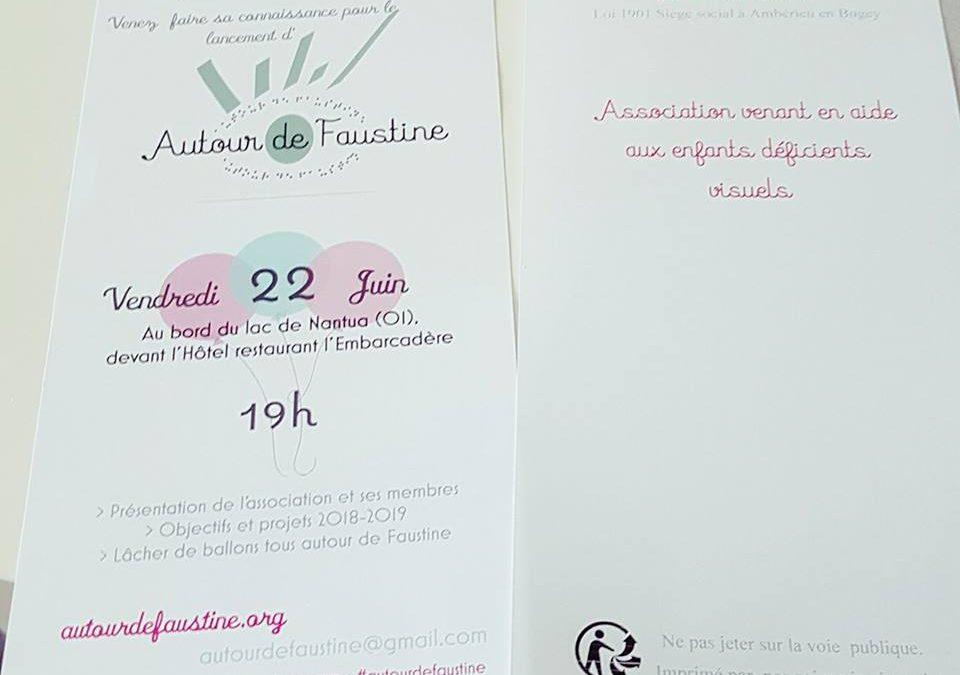 Lancement de L'association